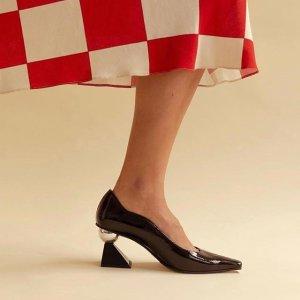 无门槛4折+免邮YUUL YIE 小众美鞋热卖,优雅又可爱
