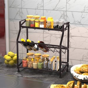iSPECLE Spice Organizer Standing Rack