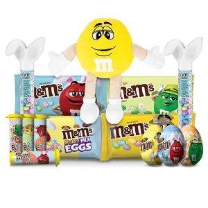 M&M'S Easter Basket Bundle | M&M'S - mms.com
