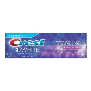 Crest 3D White Whitestrips Whitening + Therapy Teeth