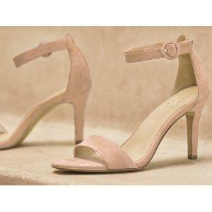 7.5折+包邮 收一字带凉鞋Naturalizer官网 全场美鞋促销