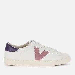 Victoria紫尾小白鞋