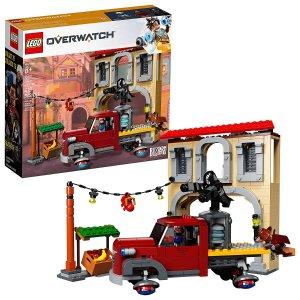 $16.99 (原价$29.99)LEGO 《守望先锋》主题 决战多拉多 - 75972