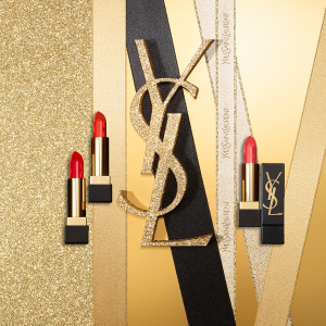 Buy 2 Get 1 FreeYSL Rouge Pur Couture Holiday Edition @ YSL Beauty