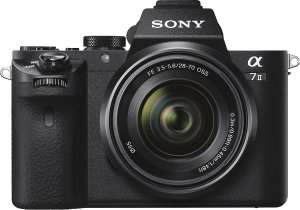 Sony a7 II Mirrorless with 28-70mm Lens