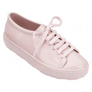 Melissa 樱花粉果冻鞋