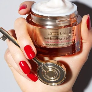 Last Day: Up to 12-piece Free Giftwith Revitalizing Supreme+ Collection Purchase @ Estee Lauder