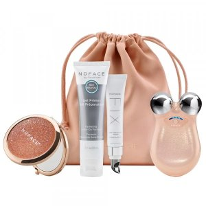 NuFace$273 Value® Mini Shimmer All Night Collection