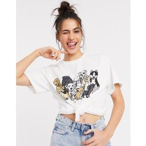 puppies  T恤