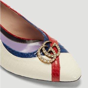 定价优势+8折 新款小圆包$1512上新:Gucci 精选美包、美鞋大促 卡包$164