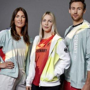 德国战队同款 Adidas官网上线2020东京奥运会 | 各国代表队奥运战袍抢先看,你想要同款吗?