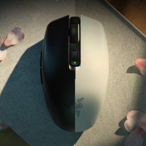 $89.99 双色可选新品上市:Razer Orochi V2 八岐大蛇 无线游戏鼠标
