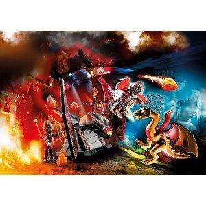 Playmobil猎龙骑士