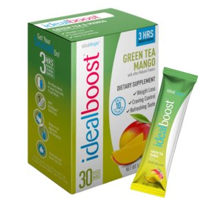 IdealshapeIdealBoost Green Tea & Mango - 30 Servings