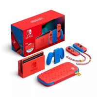 Switch Mario红蓝版 主机套装