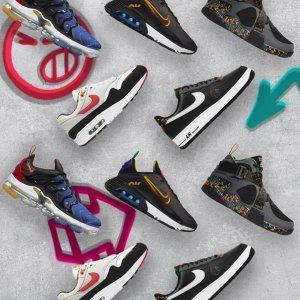 低至7折!€59收Converse厚底鞋Foot Locker 小黑五热促 速收潮酷运动鞋、休闲服饰
