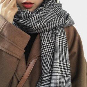 超暖毛绒围脖¥216起日亚热销羊绒围巾暖冬秒杀专场 文艺片女主标配