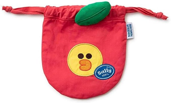 莎莉鸡 夏日系列收纳小袋