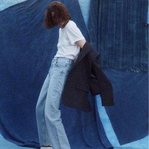 低至7.5折Shopbop 时髦牛仔裤专场,款式齐全,Levi牛仔短裤$79
