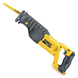 $103.99 + Free Battery Pack & ChargerDEWALT DCS380B 20-Volt MAX Li-Ion Reciprocating Saw