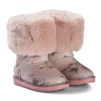 MonnaLisa 儿童雪地靴