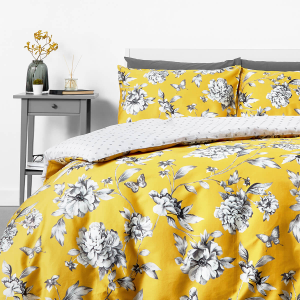 无门槛7.5折 £6起In Homeware 高品质床上用品大促 收床单、被套、羽绒被
