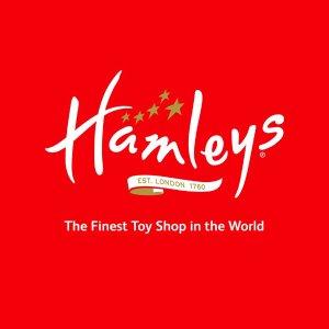 满£30享9折+定价优势Hamleys 周末闪促 收LEGO、JellyCat 网红爆款