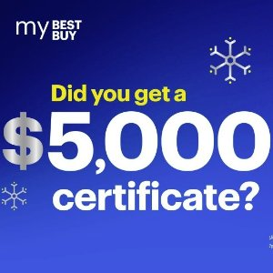 Save up to $5000 Best Buy Printable Coupon Page in-store shopping