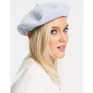 Monki羊毛贝雷帽