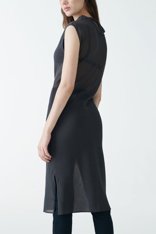 棉质丝滑连衣裙