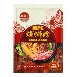 LIUZHOU Guangxi Specialty LuoSiFen (Hot Spicy Flavor Noodles) 315g