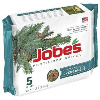 Jobe's Evergreen Fertilizer Spikes, 5 Spikes