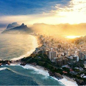 往返$342起迈阿密--巴西里约热内卢 往返机票好价