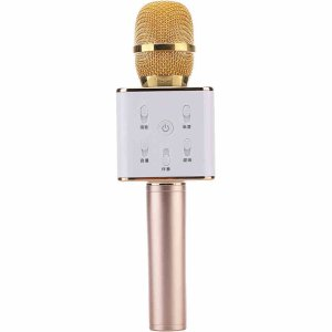 途讯 Q7无线蓝牙唱歌麦克风 K歌神器