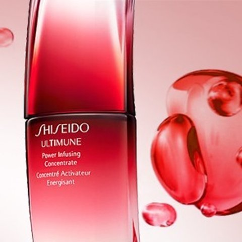 良心定价+低至7.5折Shiseido 精选好用产品大促 红腰子组合不要太划算