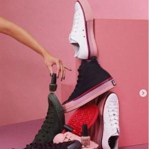 上新:Converse 精选热卖 经典款、合作款、果冻鞋全参与 永不过时潮鞋速收