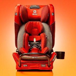 低至4.5折 $34.99收婴儿背带Diono谛欧诺官网 春节特惠 儿童安全座椅首选 称史上最坚固?