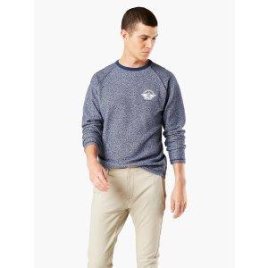DockersLogo Crew Sweatshirt Logo Crew Sweatshirt