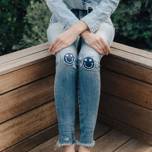 buy one get one 50% offDenim @ lucky brand