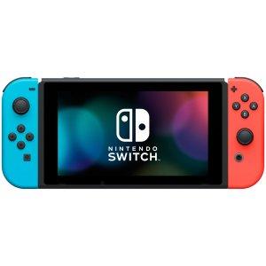 $259.99Nintendo Switch 续航增强版 红蓝款 官方翻新