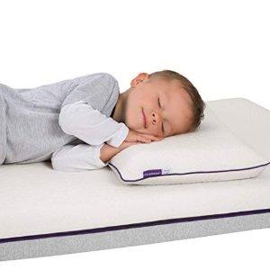 $24.29史低价:Clevamama 婴幼儿枕头,适合12个月+宝宝