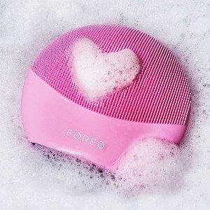 低至6.75折 $23收牙刷头Foreo 智能洗护系列特卖 收Mini 2多色可选、多款牙刷