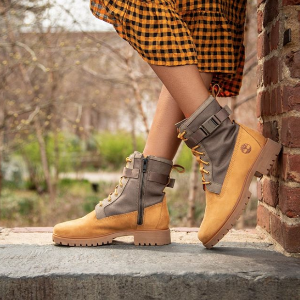 Timberland 时尚美靴总统日热卖