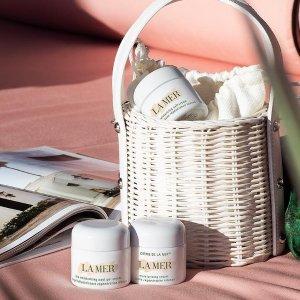 送正装好礼+美妆大礼包La Mer 美妆护肤品热卖 收护肤超值套装