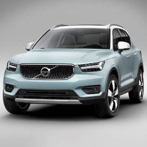 集美貌与实力于一身2019 Volvo XC40 小型城市SUV