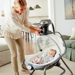 20% Off Kids Swings Sale @ GRACO
