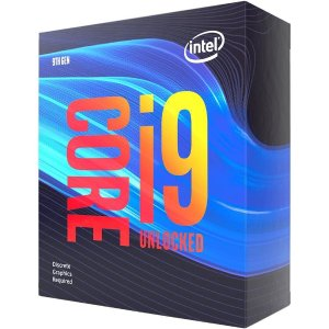 $459.99 送HP EX900 250GBIntel Core i9-9900KF Coffee Lake 8C16T 睿频5.0GHz 处理器