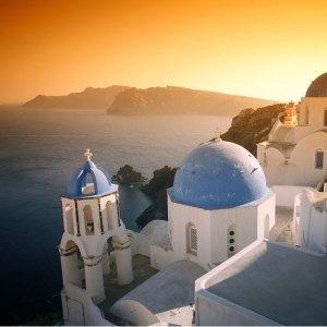 $1799起 美国多地出发希腊雅典+圣托里尼+米科诺斯8天旅行套餐