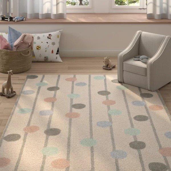 Mack & Milo™ 地毯