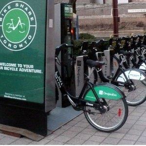 6月份每周三免费多伦多共享单车(Bike Share Toronto) 特惠